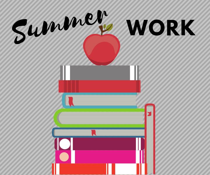 Summer Work 2019 - General News - News | Ridgewood High School